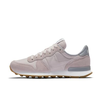 Nike Sportswear Womens Internationalist Premium  Grey  Trainers  Item AU2329