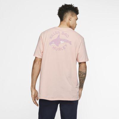 Tee-shirt coupe Premium Hurley Premium Killer Bro Pocket pour Homme