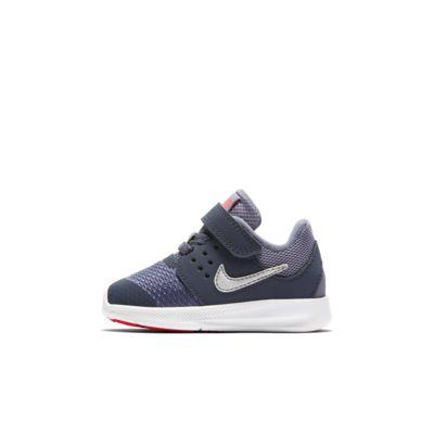Купить Кроссовки для малышей Nike Downshifter 7, Голубой гром/Dark Sky Blue/Розовый/Серебристый металлик, 19917915, 11833581
