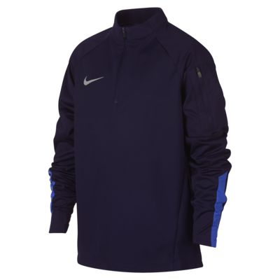 Nike Shield Squad Older Kids' (Boys') Football Drill Top