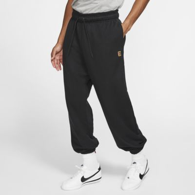 NikeCourt Men's Fleece Tennis Trousers