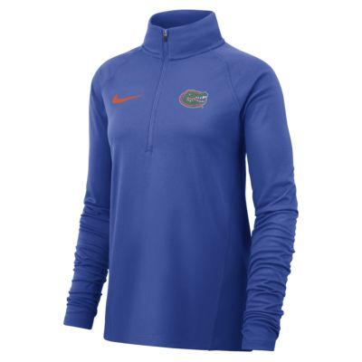 Nike College Therma (Florida) Women's Long-Sleeve 1/2-Zip Top