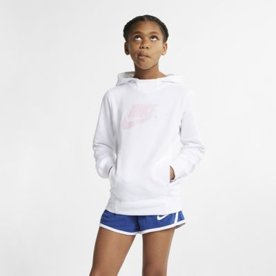 Sweat à capuche à motif Nike Sportswear pour Fille plus âgée