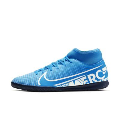 Calzado de fútbol para cancha cubierta Nike Mercurial Superfly 7 Club IC