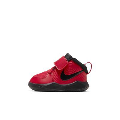 Nike Team Hustle D 9 (TD) 婴童运动童鞋