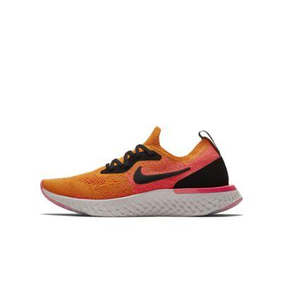 Nike Epic React Flyknit 1 Big Kids' Running Shoe