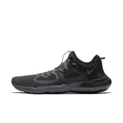 Купить Мужские беговые кроссовки Nike Flex RN 2019, Черный/Антрацитовый, 22868482, 12548199