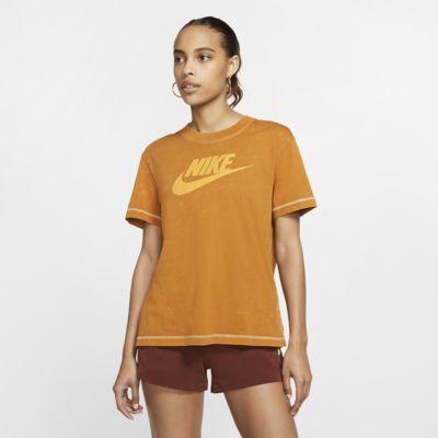 Kortärmad topp Nike Sportswear för kvinnor