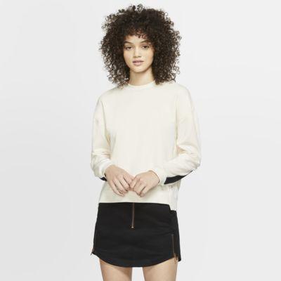 Damska bluza z półokrągłym dekoltem Hurley Dri-FIT Wash