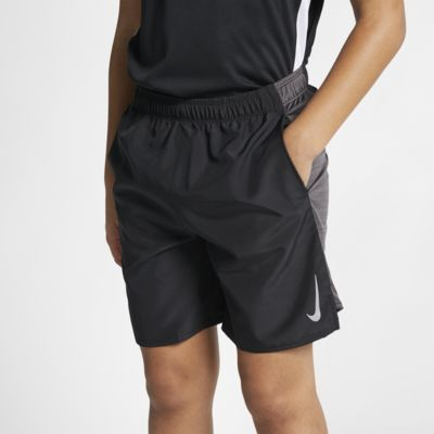 Shorts de entrenamiento para niño talla grande Nike