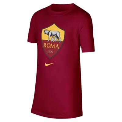 Tee-shirt A.S. Roma pour Enfant plus âgé