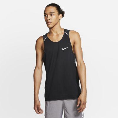 Ανδρικό φανελάκι για τρέξιμο Nike Rise 365