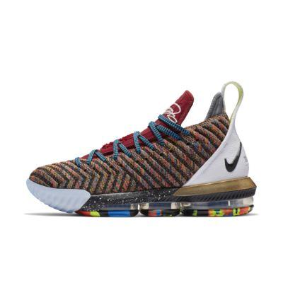 online retailer 7955e ef188 LeBron 16 Starting 5 Pre-Heat-sko til mænd