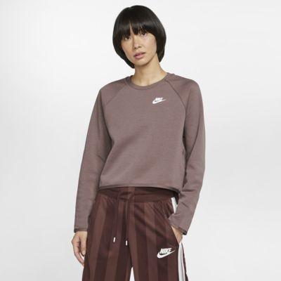 Nike Sportswear Tech Fleece Damen-Rundhalsshirt