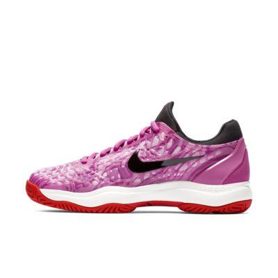 NikeCourt Zoom Cage 3 Damen-Tennisschuh für Hartplätze