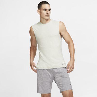 Nike Dri-FIT 男款瑜伽訓練背心