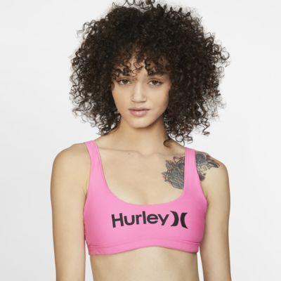 Vändbar surftopp Hurley Quick Dry One And only för kvinnor