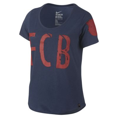 FC Barcelona Squad Women's Short-Sleeve T-Shirt
