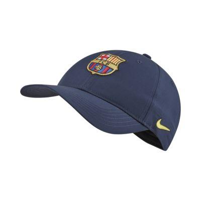 巴萨 Nike Dri-FIT 可调节运动帽