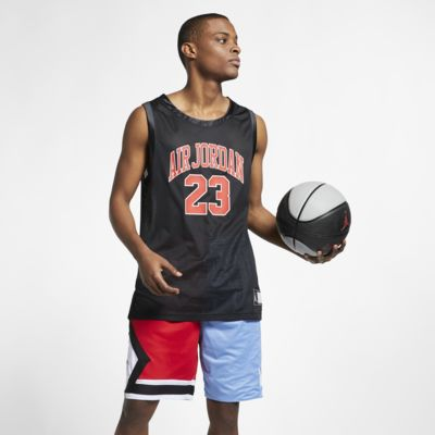 Camiseta de básquetbol para hombre Jordan DNA Distorted