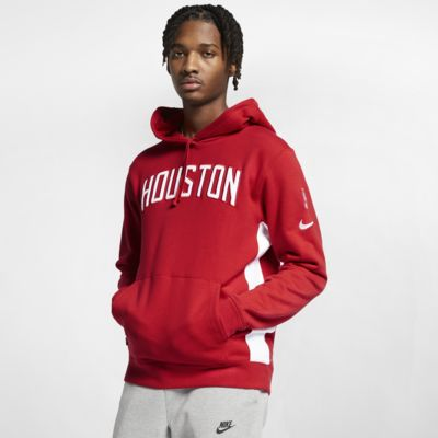 Sweat à capuche NBA Houston Rockets Nike pour Homme