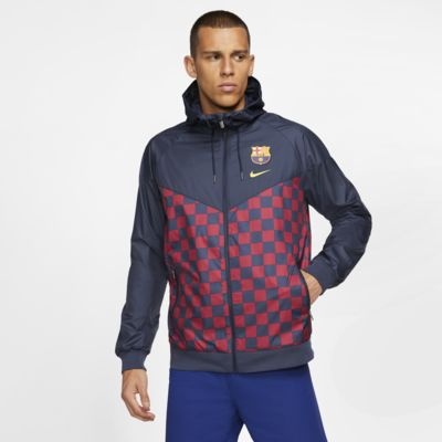 FC Barcelona Windrunner Men's Jacket