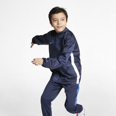 Ποδοσφαιρικό τζάκετ Nike Academy για μεγάλα παιδιά