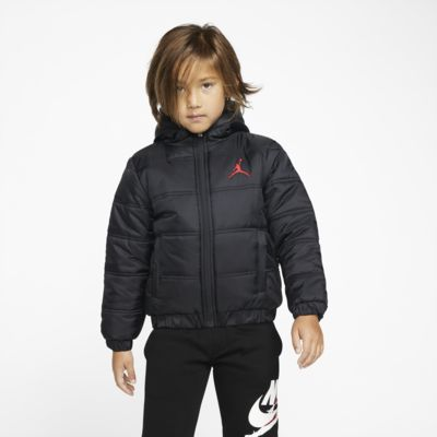 Jordan Jumpman Younger Kids' Full-Zip Puffer Jacket