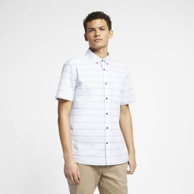 Hurley Keanu Men's Striped Shirt