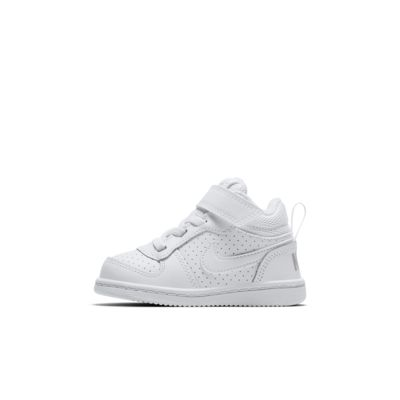 NikeCourt Borough Mid Baby & Toddler Shoe