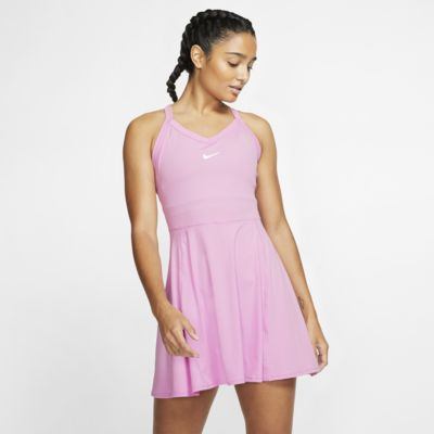 NikeCourt Dri-FIT tenniskjole til dame