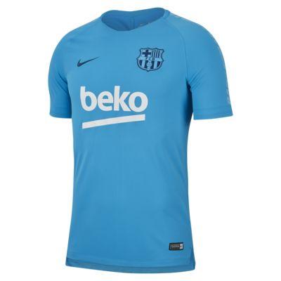 68c71c353 FC Barcelona Breathe Squad Men s Football Top. Nike.com PT
