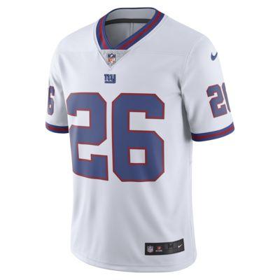 Nfl New York Giants Limited Saquon Barkley Men S Football Jersey