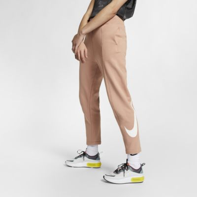 Pantaloni in French Terry Nike Sportswear Swoosh