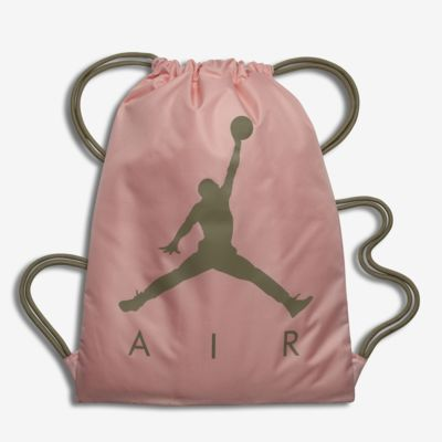 Air Jordan-gymnastikpose