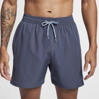 Męskie spodenki kąpielowe Nike Swim Retro Stripe Lap 13 cm