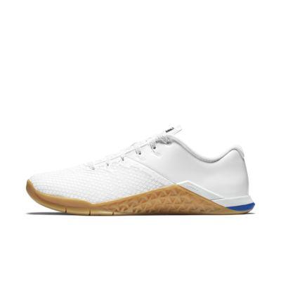 Nike Metcon 4 XD X Whiteboard Zapatillas de cross training y levantamiento de pesas - Hombre
