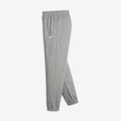 Nike Brushed-Fleece Cuffed Pantalón de chándal - Chicos
