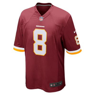NFL Washington Redskins (Kirk Cousins) - hjemmebanefodboldtrøje til mænd