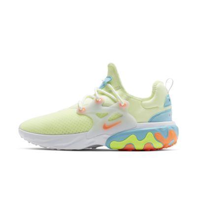 รองเท้าผู้ชาย Nike React Presto Psychedelic Lava