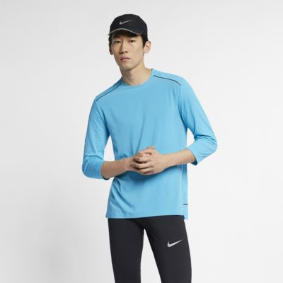Nike Rise 365 Tech Pack  Men's 3/4-Sleeve Running Top