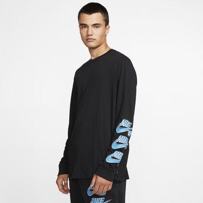 Tee-shirt de skateboard à manches longues Nike SB pour Homme