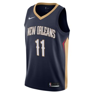 Jrue Holiday Pelicans Icon Edition Men's Nike NBA Swingman Jersey