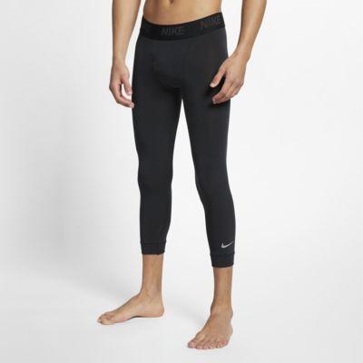 Nike Dri-FIT 3/4-es testhezálló férfi edzőnadrág jógához