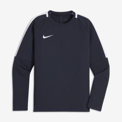 Nike Dri-FIT Academy Fußball-Rundhalsshirt für ältere Kinder (Jungen)