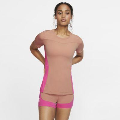 Γυναικεία κοντομάνικη μπλούζα Nike Pro