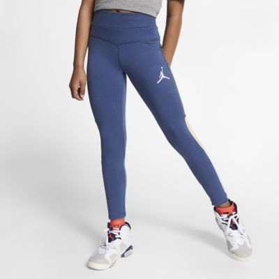 Jordan Big Kids' (Girls') Color-blocked Leggings