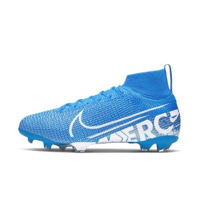Chaussure de football à crampons pour terrain sec Nike Jr. Mercurial Superfly 7 Elite FG pour Enfant