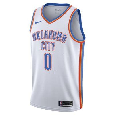 Maglia Russell Westbrook Thunder Association Edition Swingman Nike NBA