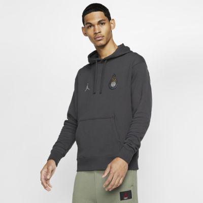 Hoodie pullover Jordan Legacy AJ4 para homem